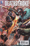 Cover for Deathstroke (DC, 2014 series) #10