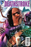 Cover for Deathstroke (DC, 2014 series) #14