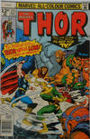 Cover for Thor (Marvel, 1966 series) #275 [British Price Variant]