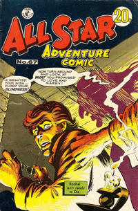 Cover Thumbnail for All Star Adventure Comic (K. G. Murray, 1959 series) #67