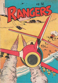 Cover Thumbnail for Rangers Comics (H. John Edwards, 1950 ? series) #30
