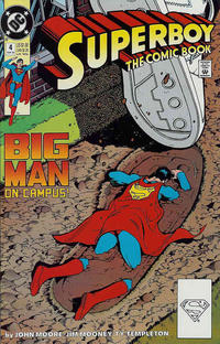 Cover Thumbnail for Superboy (DC, 1990 series) #4