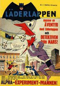 Cover Thumbnail for Läderlappen (Centerförlaget, 1956 series) #3/1964