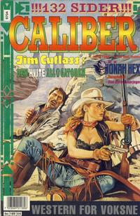 Cover Thumbnail for Caliber (Semic, 1994 series) #6/1996