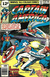 Cover Thumbnail for Captain America (1968 series) #229 [British Price Variant]