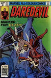 Cover for Daredevil (Marvel, 1964 series) #159 [British Price Variant]