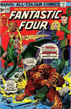 Cover for Fantastic Four (Marvel, 1961 series) #160 [British Price Variant]