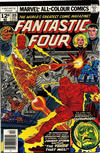 Cover for Fantastic Four (Marvel, 1961 series) #189 [British Price Variant]