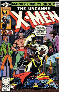 Cover Thumbnail for The X-Men (Marvel, 1963 series) #132 [Direct Edition]