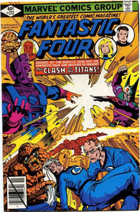 Cover Thumbnail for Fantastic Four (Marvel, 1961 series) #212 [Direct Edition]