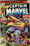Cover Thumbnail for Captain Marvel (1968 series) #47 [British Price Variant]