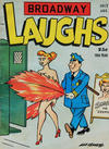 Cover for Broadway Laughs (Prize, 1950 series) #v14#8