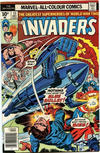 Cover Thumbnail for The Invaders (1975 series) #11 [British Price Variant]