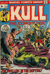 Cover for Kull the Conqueror (Marvel, 1971 series) #7 [British Price Variant]