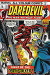 Cover for Daredevil (Marvel, 1964 series) #115 [British Price Variant]