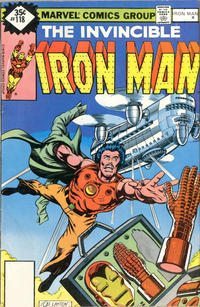 Cover for Iron Man (Marvel, 1968 series) #118 [Regular Edition]
