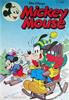 Cover for Mickey Mouse (Egmont Latvija, 1992 series) #1/1992