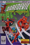 Cover Thumbnail for Daredevil (1964 series) #174 [British Price Variant]