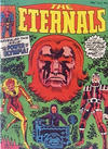 Cover for The Eternals (Yaffa / Page, 1980 series) #4