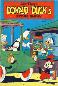 Cover Thumbnail for Donald Duck's Show (Hjemmet, 1957 series) #[store 1971]