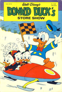 Cover Thumbnail for Donald Duck's Show (Hjemmet, 1957 series) #[store 1973]