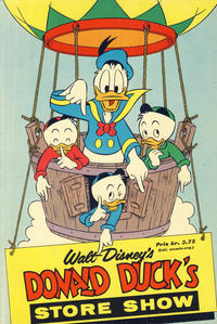 Cover Thumbnail for Donald Duck's Show (Hjemmet, 1957 series) #[store 1964]