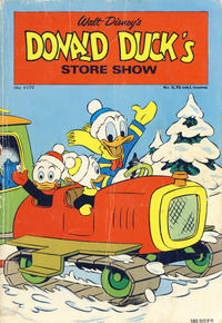 Cover Thumbnail for Donald Duck's Show (Hjemmet, 1957 series) #[store 1972]