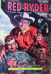 Cover for Red Ryder Comics (World Distributors, 1954 series) #16