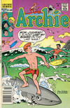 Cover Thumbnail for Archie (1959 series) #392 [Newsstand]