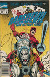 Cover Thumbnail for Daredevil (1964 series) #308 [Newsstand Edition]