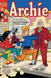 Cover Thumbnail for Archie (Archie, 1959 series) #412 [Direct]