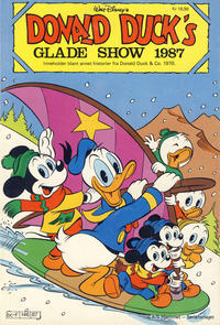 Cover Thumbnail for Donald Duck's Show (Hjemmet, 1957 series) #glade 1987
