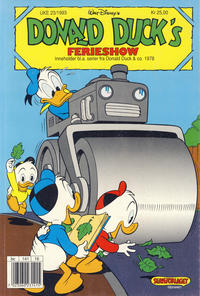 Cover Thumbnail for Donald Duck's Show (Hjemmet, 1957 series) #[79] - Ferieshow 1993