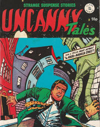 Cover Thumbnail for Uncanny Tales (Alan Class, 1963 series) #186