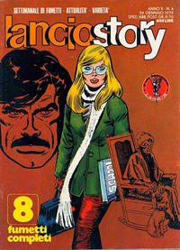Cover Thumbnail for Lanciostory (Eura Editoriale, 1975 series) #v5#4