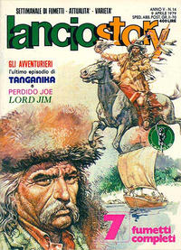 Cover Thumbnail for Lanciostory (Eura Editoriale, 1975 series) #v5#14