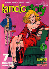 Cover Thumbnail for Lanciostory (Eura Editoriale, 1975 series) #v5#16