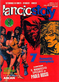 Cover Thumbnail for Lanciostory (Eura Editoriale, 1975 series) #v5#21