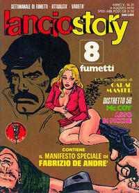 Cover Thumbnail for Lanciostory (Eura Editoriale, 1975 series) #v5#31