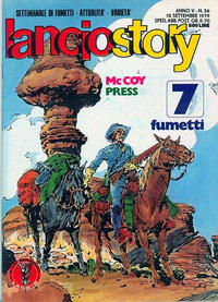 Cover Thumbnail for Lanciostory (Eura Editoriale, 1975 series) #v5#36