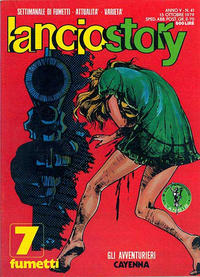 Cover Thumbnail for Lanciostory (Eura Editoriale, 1975 series) #v5#41