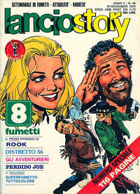 Cover Thumbnail for Lanciostory (Eura Editoriale, 1975 series) #v5#46