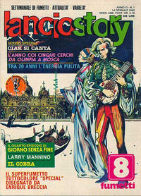 Cover Thumbnail for Lanciostory (Eura Editoriale, 1975 series) #v6#1