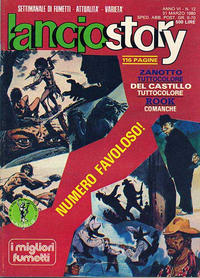 Cover Thumbnail for Lanciostory (Eura Editoriale, 1975 series) #v6#12