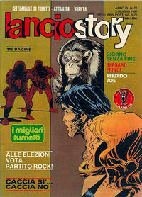 Cover Thumbnail for Lanciostory (Eura Editoriale, 1975 series) #v6#22
