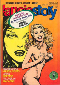 Cover Thumbnail for Lanciostory (Eura Editoriale, 1975 series) #v11#9