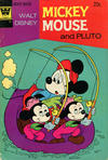 Cover Thumbnail for Mickey Mouse (1962 series) #144 [Whitman Variant]