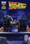Cover for Back to the Future (IDW, 2015 series) #1 [MCM Exclusive Photo Cover]
