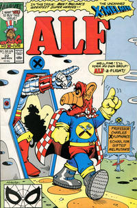 Cover Thumbnail for ALF (Marvel, 1988 series) #22 [Direct]