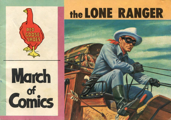 Cover for March of Comics (Western, 1946 series) #174